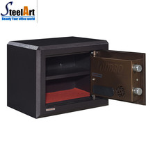 Hot sale small size digital lock money safe box made in China
