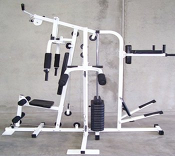 3 Station Home Gym