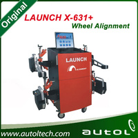 Launch X631+ Wheel Aligner 3D X631+ Car Wheel Alignment X631 launch professional wheel alignment