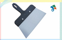 Plastic handle Stainless steel or carbon steel scraper