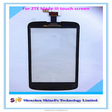 China wholesale touch screen digitizer for ZTE Blade III V889M