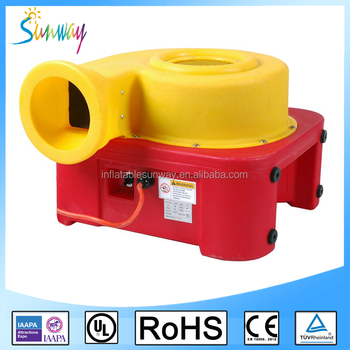 Sunway CE / UL Approval Air Blower for Inflatable Decoration With Low Price