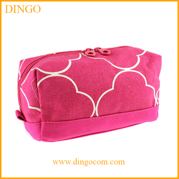 Polyester Travel Organizer Fashion Travel Cosmetic Bag