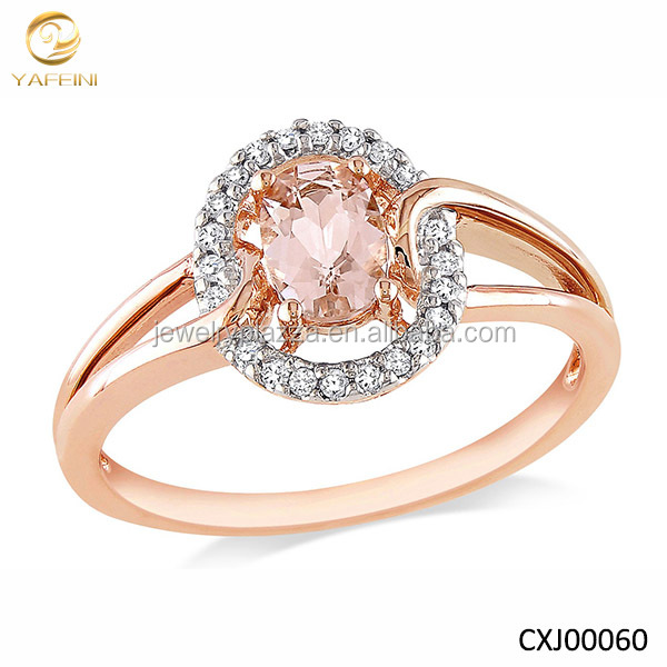 Unique rose gold ring,diamond engagement ring,latest gold finger ring designs