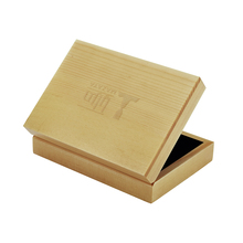 Luxury Storage Cigar Custom Engraved Wooden Packaging Gift Craft Box