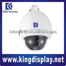 IK10 Protection Full 1080P 2.0 Megapixel Vandalproof 20x/16x Zoom HD-SDI IP PTZ Dome Camera with 255 presets