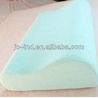 Memory Foam Curved Pillow