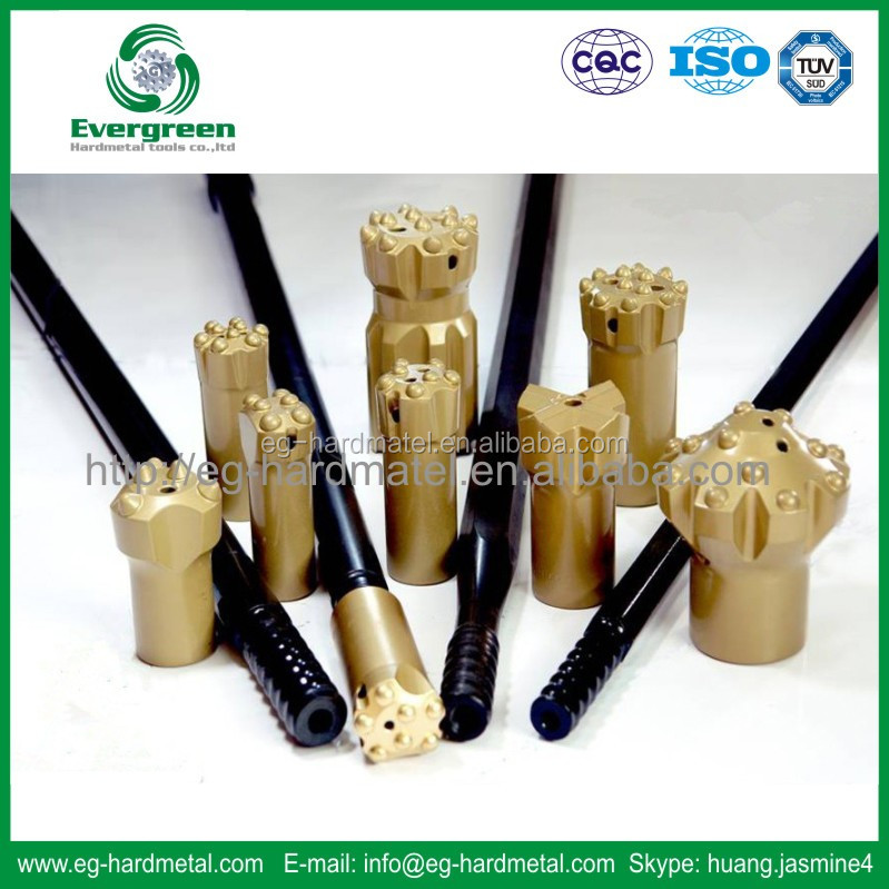 Hammer power mining stone deep hole drilling tools