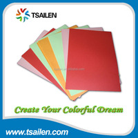 A4 color copy paper 10 colors for choosing