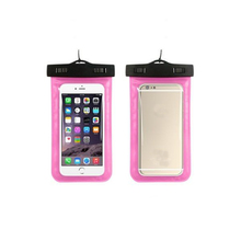 2017 Colorful Waterproof Bag Underwater Pouch Case Cover for iphone Cell Phone
