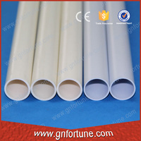 China factory supply solid type full form pvc pipe
