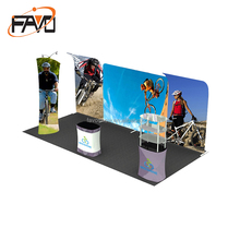 Custom Printed Many Shapes Picture Display Stands