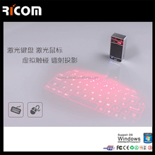 Laser Keyboard Infrared laser keyboard 2017 Mobile phone Virtual keyboard--VK-001--Shenzhen Ricom