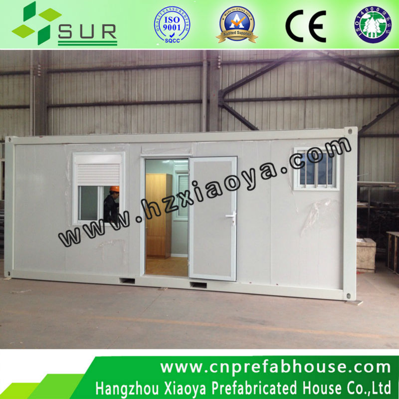 solar panel container/2013 new customized prefabricated container office house