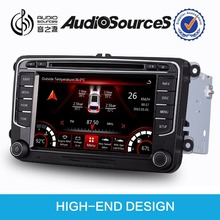 DS-611 double dinCar GPS navigator Manufacturer for Golf/EOS/PASSAT/CC/Jetta/Caddy/Tiguan/Touran/Beetle/Sharan/Scirocco/T5/Mult