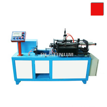 Automatic condenser evaporator steel bundy aluminum copper pipe tube swaging machine for end forming and shrinking