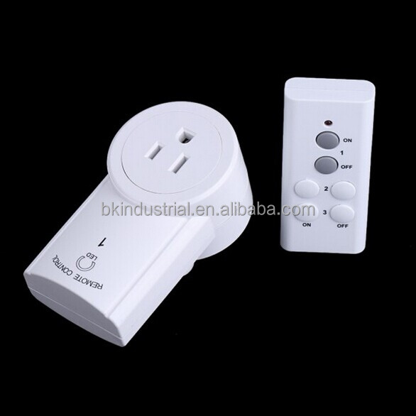 DC12V 23A Smart Home Sockets Wireless Remote Control Switch Automatic Remote Control Switchs