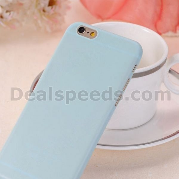 HOCO Thin Series 0.18mm Frosted Plastic Case for iPhone 6 Hard Case