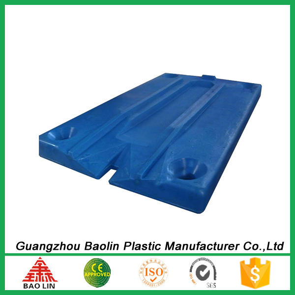 High quality HDPE plastic used floating inflatable boat dock for good sale in China