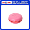 Raspberry Pink Macaron Shaped 60 Minute Mechanical Kitchen Timer