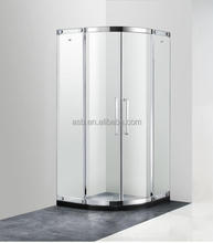 indoor portable 8mm Tempered Glass bathroom shower price in pakistan