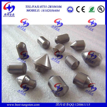 99.95% Various sizes customized secure thread carbide button bit , tungsten carbide button bits free sample
