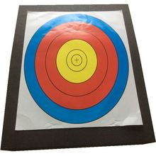 Hot selling plastic playset shooting archery targets for kids outdoor playing sport toy