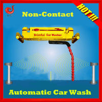 2014 waterless and touchless non-contact full automatic car wash /automatic tunnel car wash machine