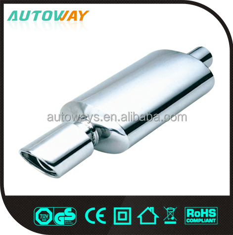 High Quality Stainless Steel Exhaust Flexible Muffler Pipe