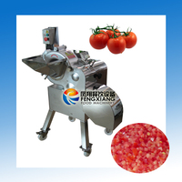 hot-sale grapefruit cutting machine, vegetable cutter, fruit dicing machine for good Mob/whatsapp:+86 18281862307 (May Liao)