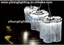 2012 Modern crystal pendant lamp ,cloud style YP92