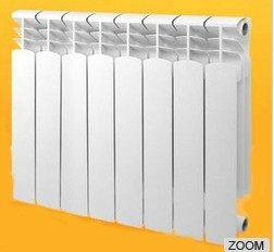 Italian Water central Heating Die-cast Aluminium Radiator Russia/Europe country HVAC Systems & Parts