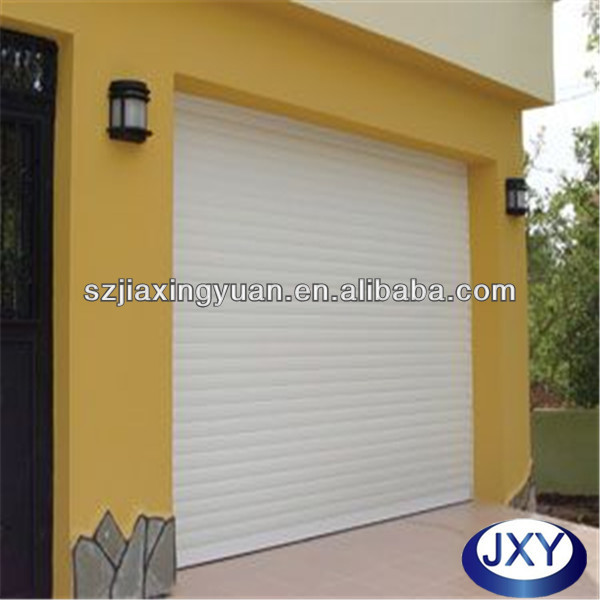 Color Steel garage door horizontal