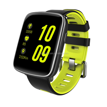 Factory direct selling true waterproof watch phone IP68 smart watch, Sport smart watch