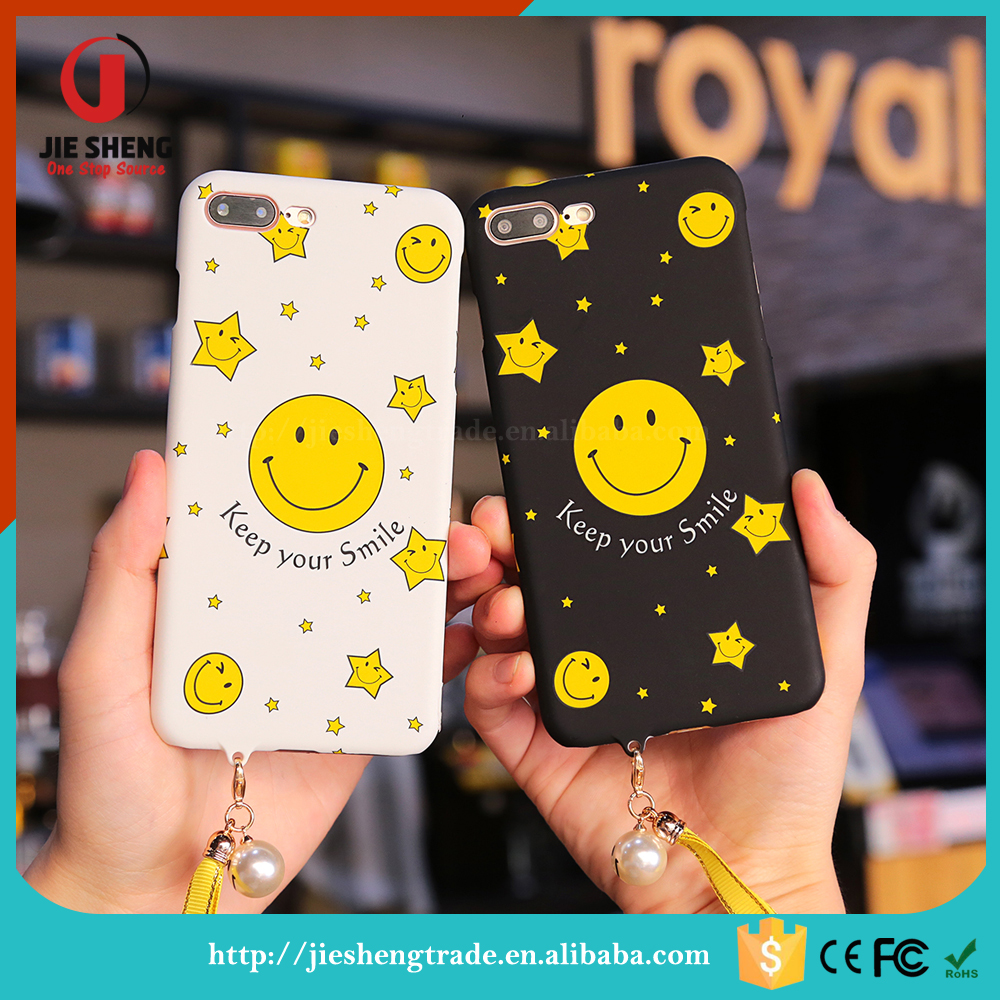 Keep Your Smile Lanyard Phone Case For Iphone 6