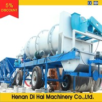 YLB1000 80T/H Customrized emulsion asphalt plant mobile for sale by professional manufacture