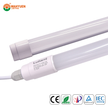 CE ROHS IEC T8 waterproof silicone socket led tube