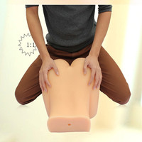 Most Cute Mini Silicone Big Ass Sex Doll Artificial Vagina