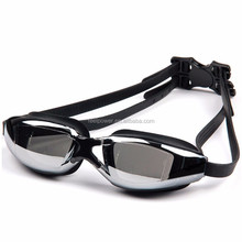 Plating Professional Advanced Myopia Swim Goggles for Asian Adult