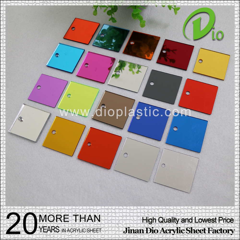 hot sell decoration plastic 5mm 8mm mirror acrylic sheet price