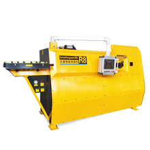 professional manufacture flat bar angle cnc pipe bending machine