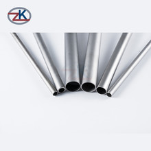 Cold rolled Gr.2 ASTM B338 ASTM B861 titanium alloy tube and pipe