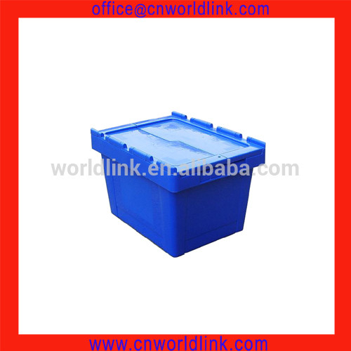 Small Storage and Transporting Tote Box with Lid Discount