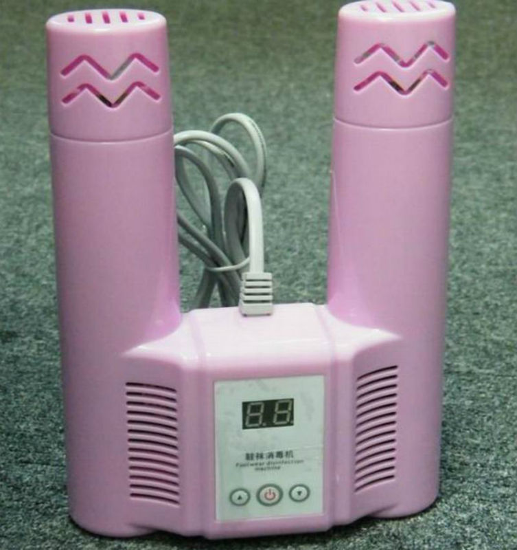 Ozone shoes dryer and deodorizer