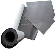 shanghai strong magnets Rubber Magnetic Sheets Can Write with Chalk / Sot Magnetic Sheet Used as Chalkboard/