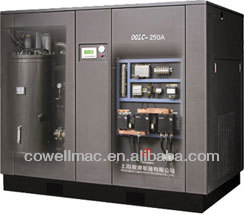 mini single screw air compressor 7.5kw