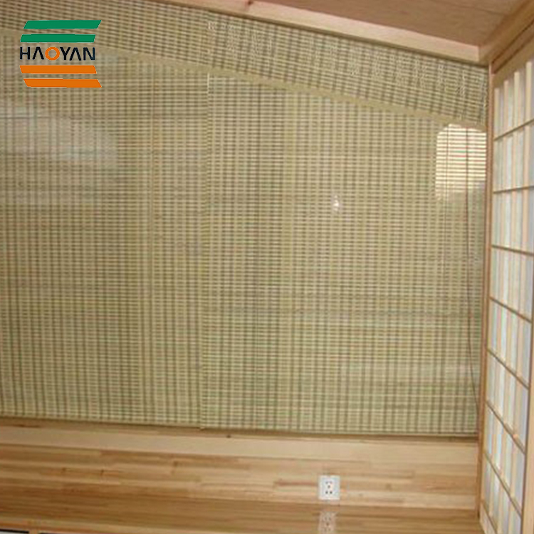 Bamboo Roll Curtain Rolls Of Curtains Fiber