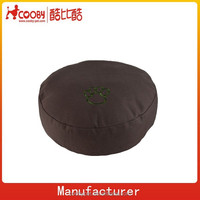 washable round pet mattress