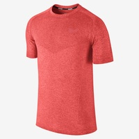 Polyester+Nylon Seamless Dri Fit T Shirt Wholeale, Men's Gym Fitness Shirts, Dri Fit Shirts