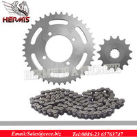 428 Motorcycle Chain and Sprocket